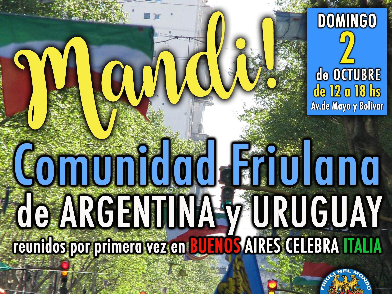 """Buenos Aires Celebra """"italia 2016"""""""