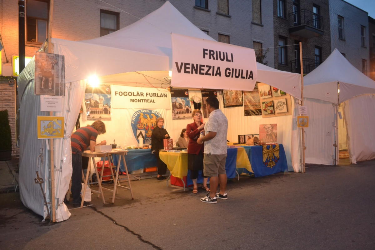 Fogolar di Montreal – Montreal Italian Festival