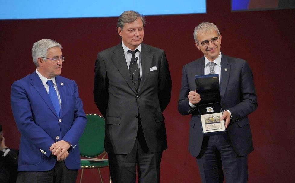 L'Ente Friuli nel Mondo ha ricevuto la Targa dell'Eccellenza conferita alla Rete dei Friulani all'Estero