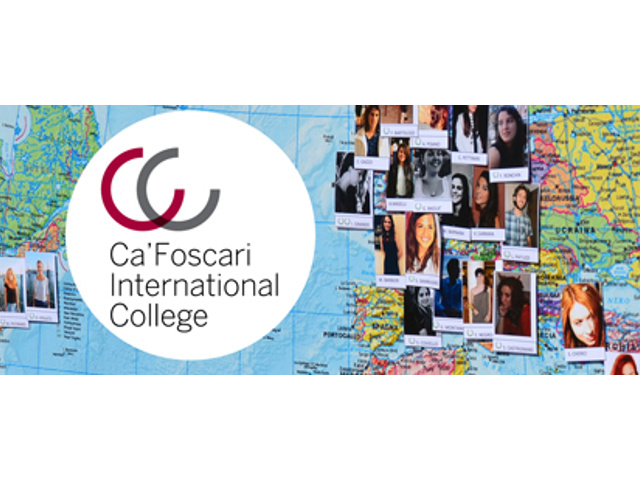 Ca' Foscari International College 1st year applications / Pre-admission for international students