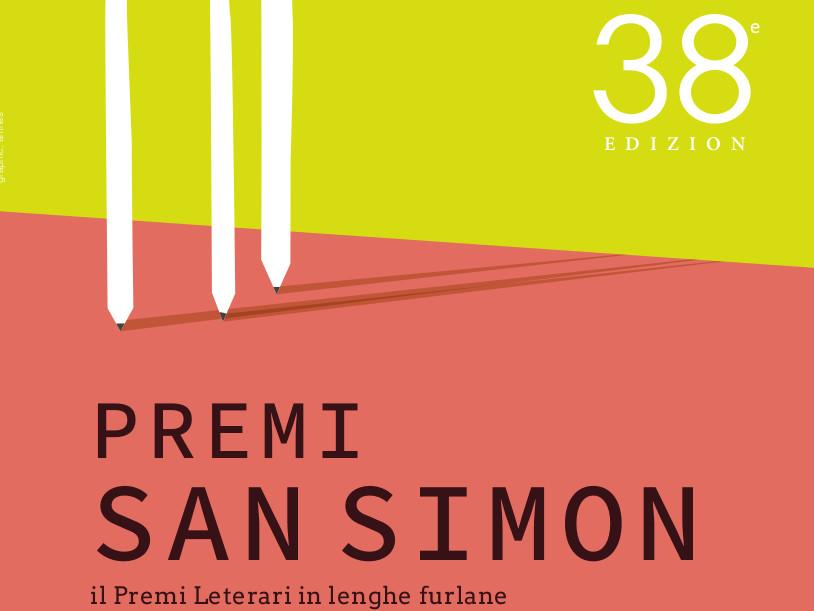 38^ edizione del Premio letterario in lingua friulana San Simon