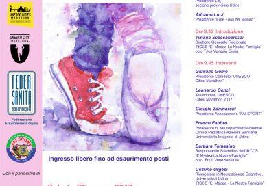 """Convegno """"Sport, Salute e Società"""" (Udine – 25 marzo, ore 9:00)"""