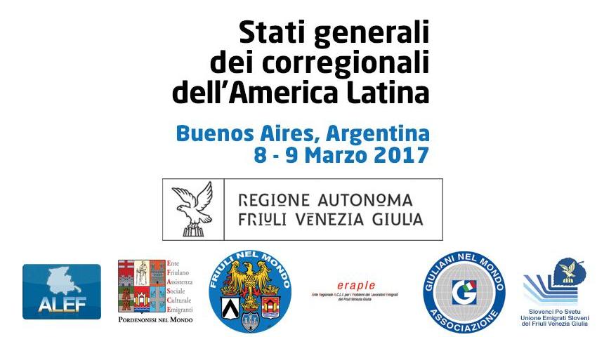 Stati generali dei corregionali dell'America latina (8-9 marzo, Buenos Aires)