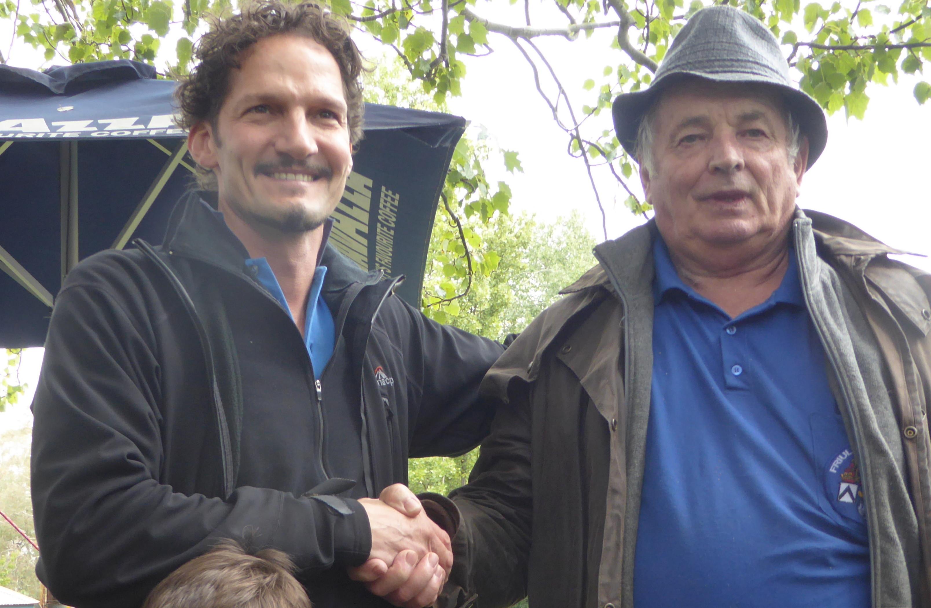Stephen Solari è il nuovo Presidente del Fogolâr Furlan di Canberra