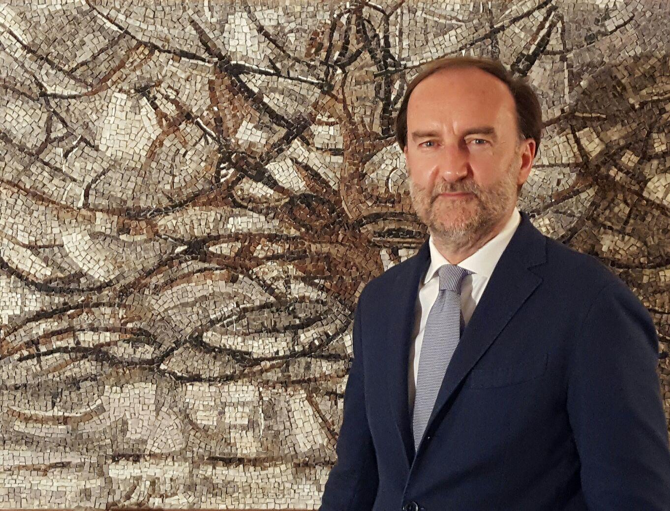 Stefano Lovison eletto Presidente della Scuola mosaicisti del Friuli di Spilimbergo