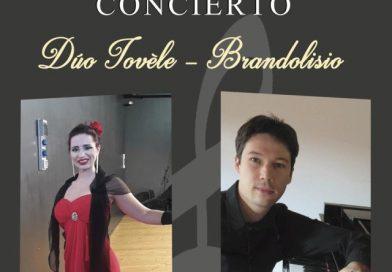Progetto Friuli in Musica – Concerto del duo Iovele – Brandolisio (Martedì 30 maggio, ore 20.00 – Istituto Italiano di Cultura di Città del Messico)
