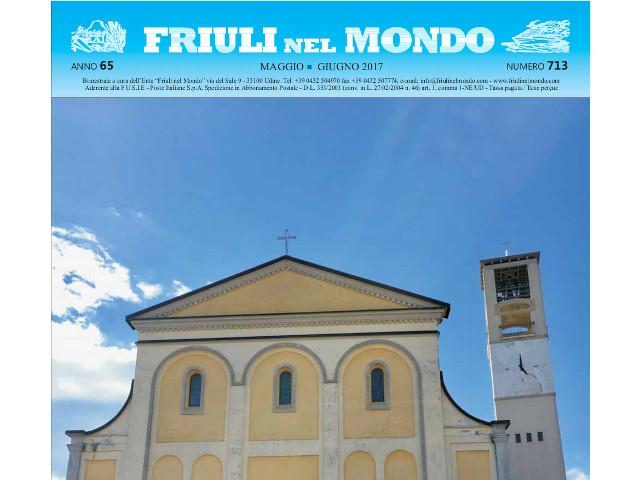 Friuli nel Mondo maggio – giugno 2017