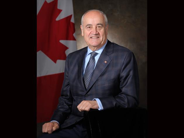 L'ex Ministro federale Julian Fantino è il nuovo presidente della Famee Furlane di Toronto