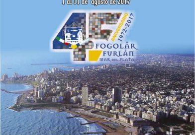 10^ Settimana della Friulanità a Mar del Plata – 1-11 agosto 2017