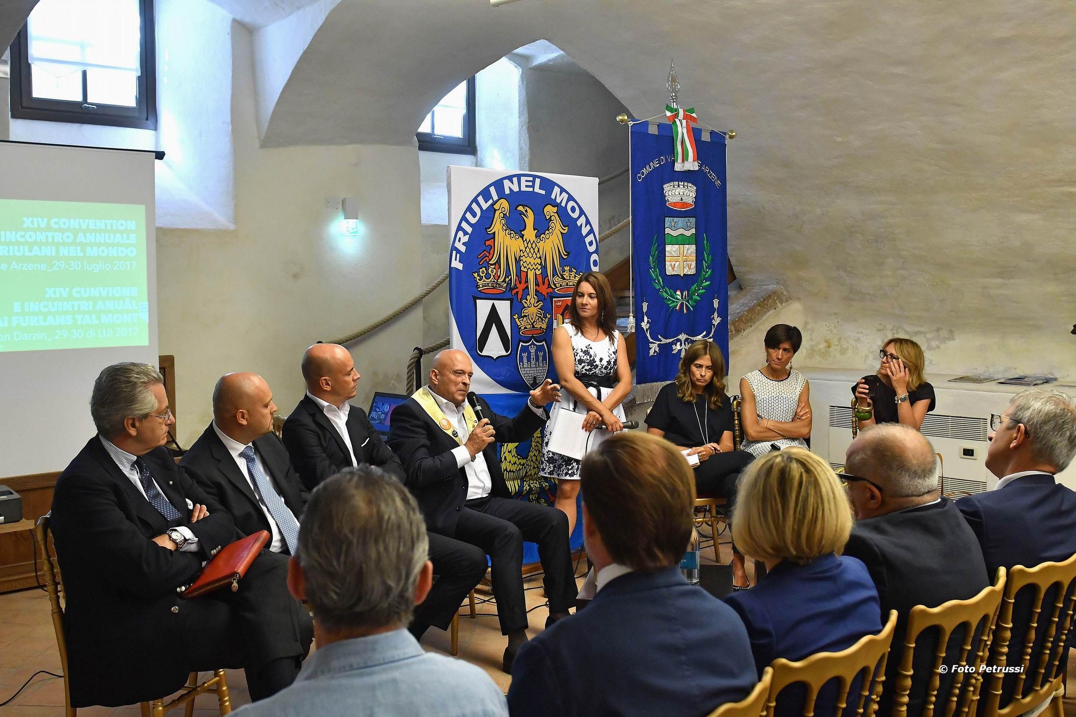 XIV Convention presso il Castello di Valvasone Arzene, sabato 29 luglio