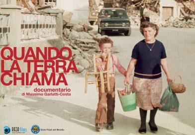 """Il documentario """"Quando la terra chiama"""" in onda su RAI 3 FVG domenica 10 settembre"""