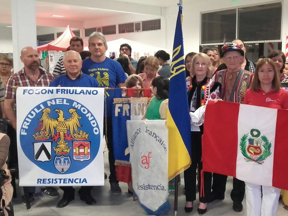 Horacio Marcelo Martina è il nuovo Presidente del Fogolâr Furlan di Resistencia