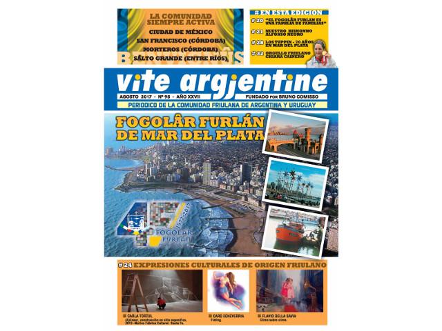 Il n. 95 di Vite Argjentine