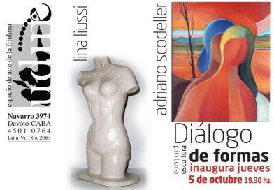 """Segunda muestra del """"Ciclo de muestras de artistas de origen italiano"""", Sociedad Friulana """"La None"""" (Buenos Aires) – giovedì 5 ottobre"""
