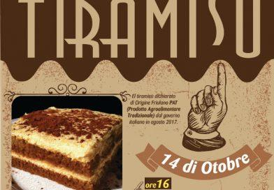 Il Tiramisù Day alla Sociedad Friulana Buenos Aires (Argentina) – 14 ottobre dalle ore 16.00