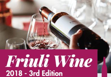 Friuli Wines – 3^ edizione (Fogolâr Furlan di Londra, venerdì 23 marzo ore 18.15, presso Enzo's Kitchen – Londra)