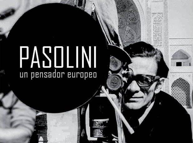 """Mostra """"Pier Paolo Pasolini. Un pensador europeo"""" (in collaborazione con il Fogolâr Furlan di Marbella – dal 5 al 26 aprile – presso il Centro Cultural Cortijo Miraflores)."""