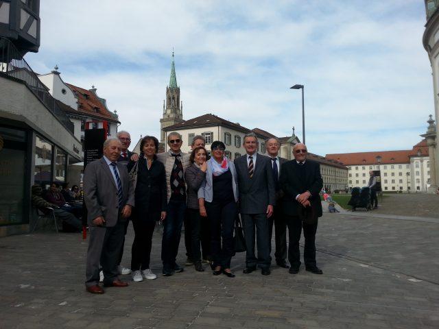 Foto 50° Anniversario del Fogolâr San Gallo (Svizzera) – 14 e 15 aprile 2018
