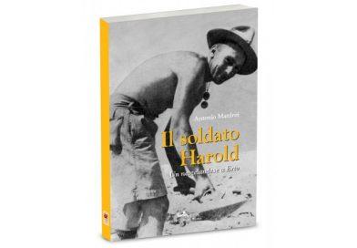 "Presentazione del libro ""Il soldato Harold. Un neozelandese a Erto"" (Fogolâr Furlan di Vienna, sabato 26 maggio ore 19 – atelier Nùela, Prinz Augen Strasse, 6/2)."
