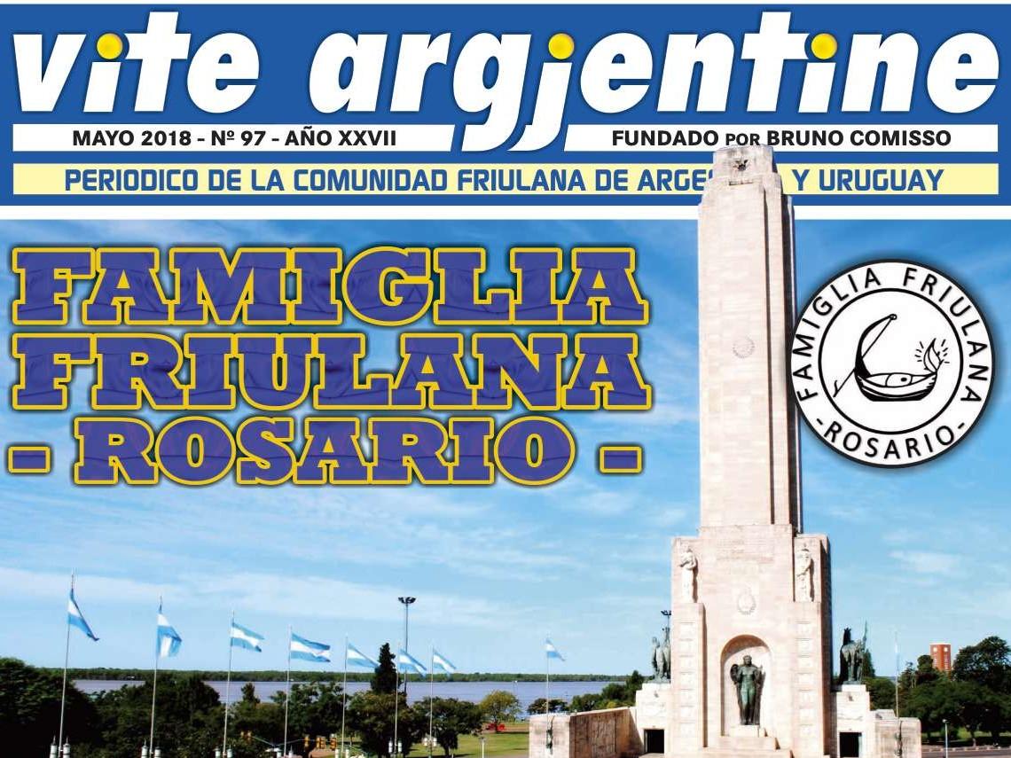 """Presentato a Mar del Plata il n° 97 della rivista """"Vite Argjentine"""", periodico della comunità friulana dell'Argentina e dell'Uruguay."""