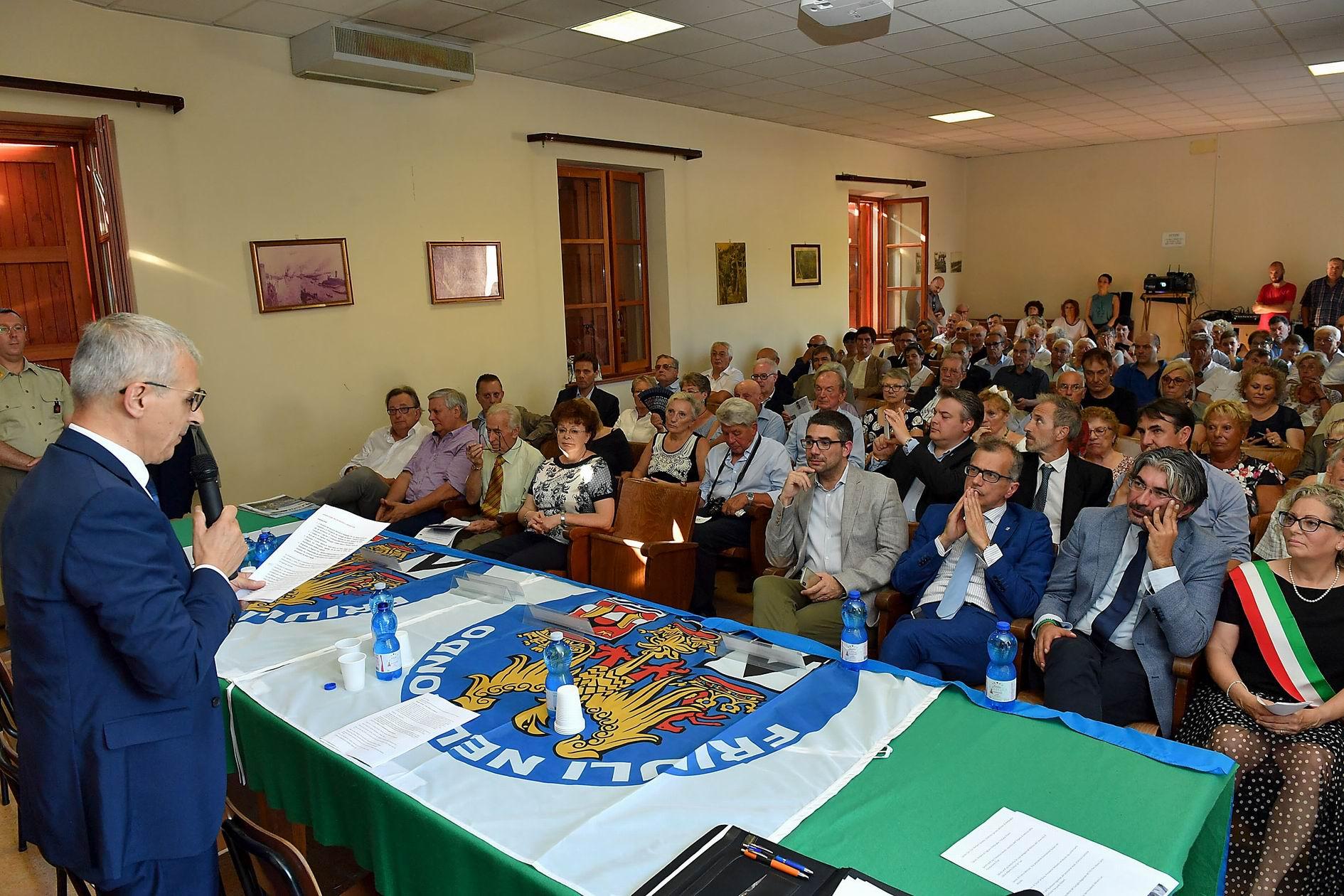 XV Convention e Incontro Annuale dei Friulani nel Mondo (Fogliano Redipuglia, 28 e 29 luglio 2018)