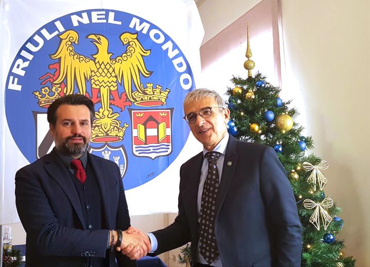 Il Comune di Tolmezzo, in provincia di Udine, ospiterà sabato 27 e domenica 28 luglio 2019 la XVI Convention e l'Incontro Annuale dei Friulani nel Mondo