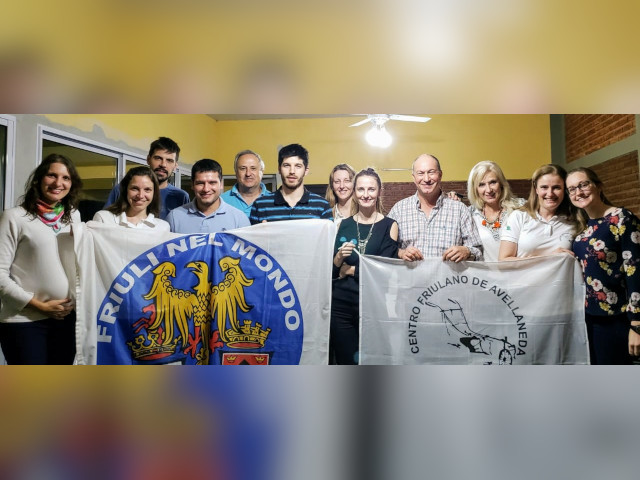 Missione in Argentina e Uruguay dell'Ente Friuli nel Mondo (Avellaneda de Santa Fe, Resistencia, Santa Fe, Paranà, Rosario, Buenos Aires e Montevideo – 18-25 gennaio 2019)