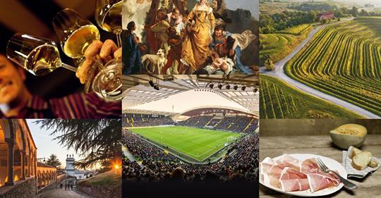 Visite alla Dacia Arena (Udinese Calcio, tutti i sabati alle 11.00)
