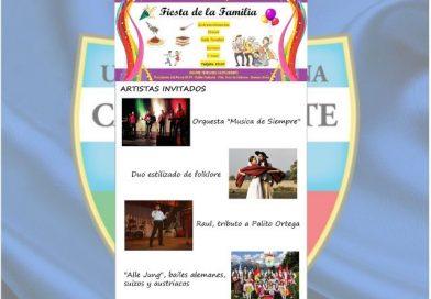 Fiesta de la Familia (Unione Friulana Castelmonte, Argentina, domenica 19 maggio, ore 13.00)