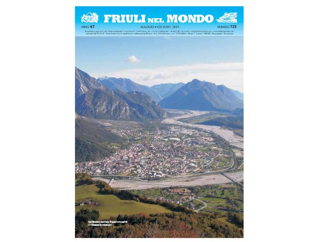 Friuli nel Mondo Maggio-Giugno 2019