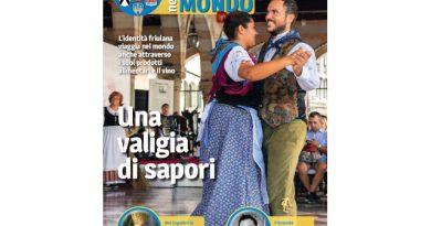 Friuli nel Mondo Settembre-Ottobre 2019