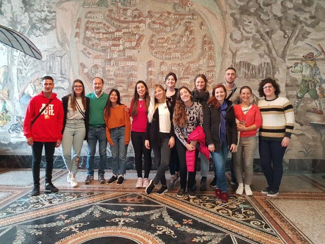 10° Corso di introduzione al Mosaico – Scuola Mosaicisti del Friuli