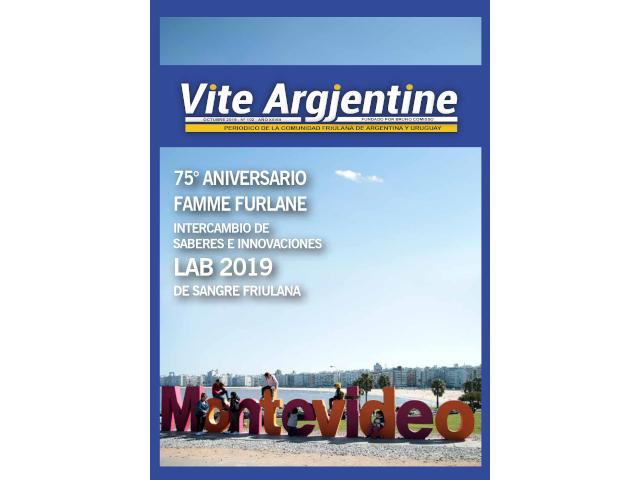 Vite Argjentine n. 102 – Centro Friulano de Colonia Caroya
