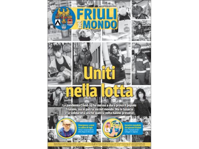 Friuli nel Mondo Maggio-Giugno 2020
