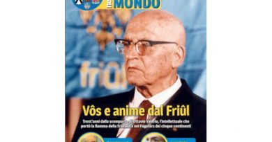 Friuli nel Mondo Luglio-Agosto 2020