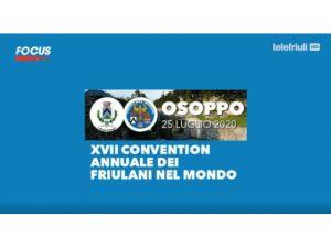 Video della Convention 2020 online, trasmessa da Osoppo il 25 luglio, dedicata a Ottavio Valerio