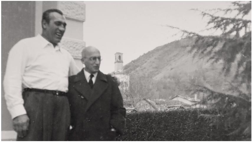 Ottavio Valerio – Carousel foto storiche