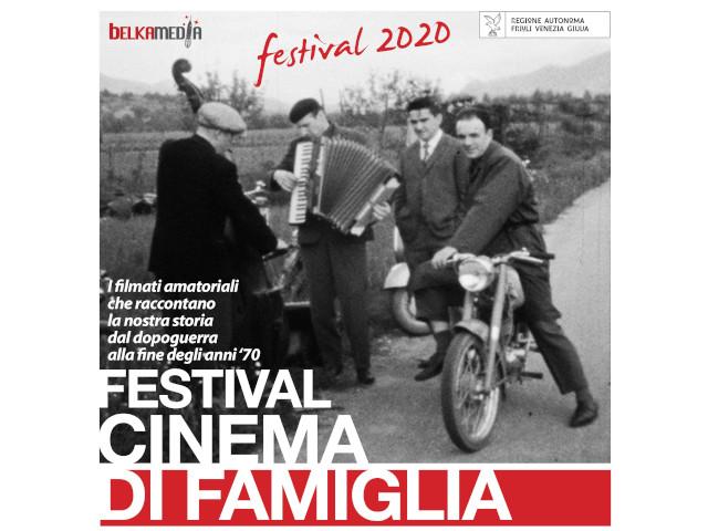 """Ritorna """"Cinema di famiglia"""", il festival che racconta com'eravamo."""