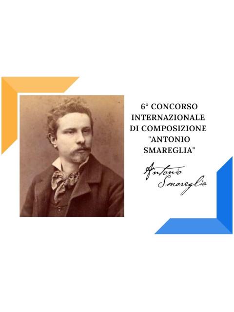 """VI Concorso Internazionale di Composizione """"Antonio Smareglia"""" – Scadenza 31 ottobre 2020"""