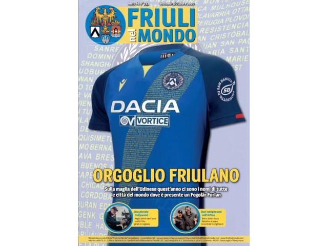 Friuli nel Mondo Settembre-Ottobre 2020