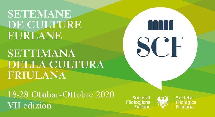 La Settimana della Cultura Friulana per tutti i friulani nel mondo grazie agli appuntamenti in streaming