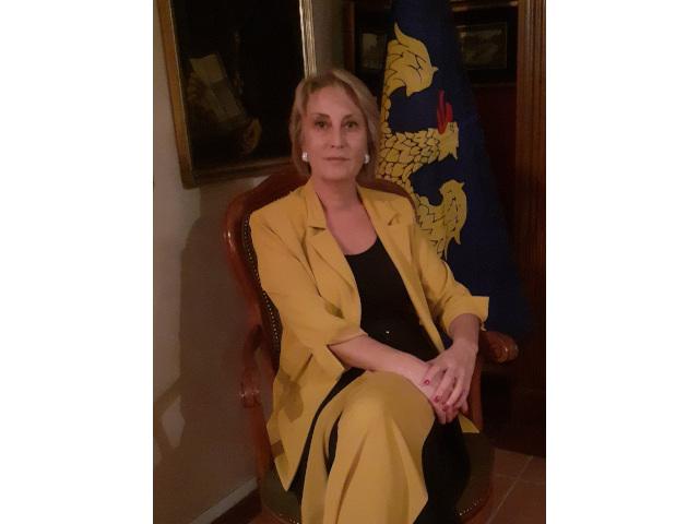 La dott. Gina Maddalena Schiff è la nuova Presidente del Fogolâr Furlan di Verona