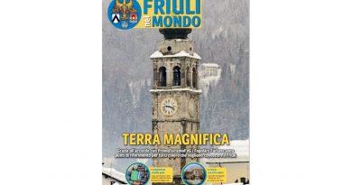 Friuli nel Mondo Novembre-Dicembre 2020
