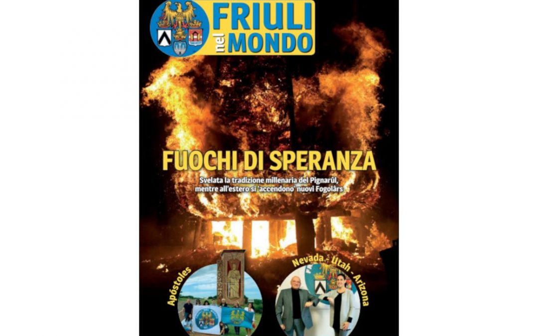 Friuli nel Mondo Gennaio-Febbraio 2021