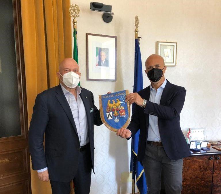 Benvenuto al dottor Massimo Marchesiello, nuovo Prefetto di Udine