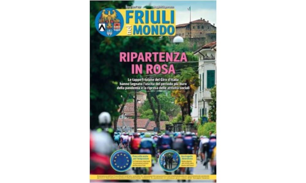 Friuli nel Mondo Maggio-Giugno 2021