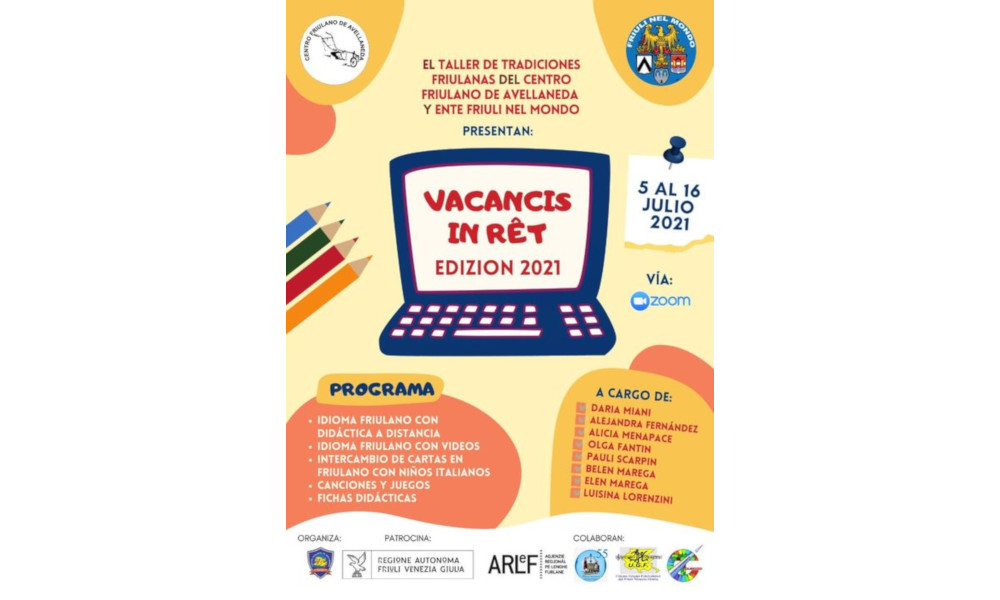 """""""Vacancis in rêt"""": la seconda edizione dal 5 al 16 luglio"""