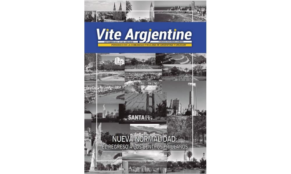 Il nuovo numero di Vite Argjentine, la rivista della comunità friulana in Argentina e Uruguay, è ora on-line