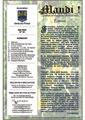 Mandi – la pubblicazione di AMIS DU FRIUL – maggio 2008