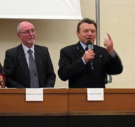"""""""Udine città della pace"""" 2015.  All'Ente Friuli nel Mondo il premio dell'Unesco"""